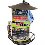 Heath Mfg - Stack'Ms Seed Cake Feeder - Black