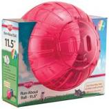 Super Pet - Run-about Ball - Assorted - Gaint/11.5 Inch Diameter