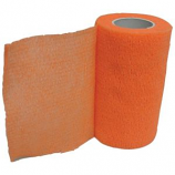 Animal Supplies International - Wrap-It-Up Flex Bandage - Peach - 4 Inch x 5 Yard