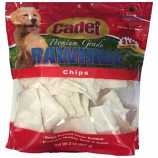 IMS Trading Corp - Natural Rawhide Chips - 2 Lb