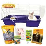 Ware Mfg - Hsh Sunseed Rabbit Starter Kit - 28x17x15.5 Inch