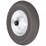 Truper Tools - Flat Free Wheelbarrow Tire With Rim - 16 Inch