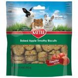 Kaytee Products - Timothy Hay Baked Small Animal Treat - Apple - 4 oz