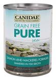 Canidae - Pure - Canidae Pure Sea Formula Wet Dog Food - Salmon/Mackerel - 13 oz