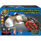 Zoo Med - Aquatic Turtle Uvb And Heat Lighting Kit
