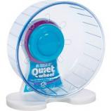 Prevue Pet Products - Prevue Quiet Exercise Wheel - Blue Tint - 6 Inch