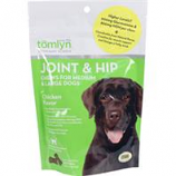 Tomlyn Products - Joint And Hip Chews For Medium And Large Dogs - Chicken - 30 Count