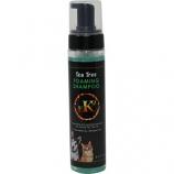 Elite Pharmaceuticals - Foaming Tea Tree Shampoo - Green - 8.5 oz