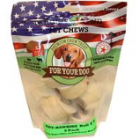 Best Buy Bones - Usa Not-Rawhide Beef Roll E-O - 6 Pack