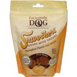 Exclusively Pet - Smoochers Drops With Yogurt - Pumpkin - 7 Ounce