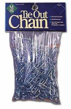 Leather Brothers - 15' X 2.5mm Tie-Out Chain - Medium Weight
