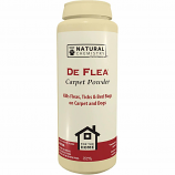 Natural Chemistry - De Flea Carpet Powder - 12 oz