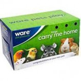 Ware Mfg - Bird/Small Animal -Ware Pet Carry Me Home - Large