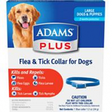 Farnam Pet - Adams Plus Flea & Tick Collar For Dogs -  Large