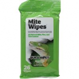 Seachem Laboratories - Jurassipet Mite Wipes - 26 Count