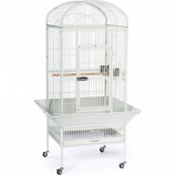 Prevue Pet Products - Dome Top Cage - White - Medium