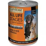 Canidae - All Life Stages - Canidae All Life Stages Formula Can Dog Food - Lamb / Rice - 13 Ounce