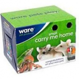 Ware Mfg - Bird/Small Animal -Ware Pet Carry Me Home - Small