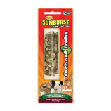 Higgins Premium Pet Foods - Sunburst Gourmet Treat Sticks Orchard Fruits - 2.8  oz