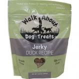 Walkabout Pet Treats - Walk About Grain Free Dog Jerky - Duck - 5.5 oz