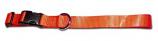 "Leather Brothers - 1"" Kwik Klip Adjustable Collar - 18-26"" Length - Neon Orange"