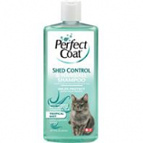 Eight-In-One    Dog/Cat - Perfect Coat Shed/Hairball Control Shampoo For Cat - 10 Ounce