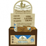 Fieldcrest Farms - Bully Crunchers Braided - Beef - 6 In/20 Count