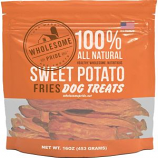 Petstages - Wholesome Pride Sweet Potato Fries - 16 oz
