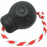 SodaPup - USA-K9 Skull Reward Toy - Large - Black