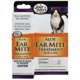 Four Paws - Ear Mite Remedy for Cats - .75 oz