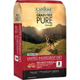 Canidae - Pure - Canidae Pure Range Red Meat Formula Dry Dog Food - Lamb / Buffalo / Venison - 24 Lb