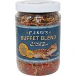Flukers - Buffet Blend Juvenile Bearded Dragon - 8.5  oz