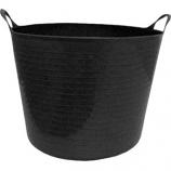 Tuff Stuff Products - Flex Tub - Black - 7 Gallon