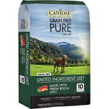 Canidae - Pure - Canidae Pure Land Formula Dry Dog Food - Fresh Bison - 4 Lb