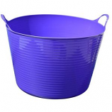 Tuff Stuff Products - Flex Tub  - Purple  - 12 Gallon