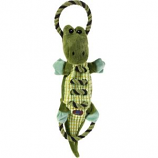 Charming Pet Products - Ropes-A-Go Go Gator Dog Toy