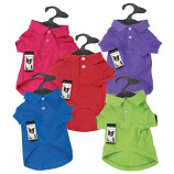 Zack & Zoey - Polo Shirt -  Small - Blue