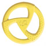 """WO - Disc - Yellow - 8"""" Diameter"""