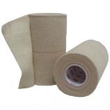 3M - Veterinary Elastic Adhesive Tape - Tan - 4 Inch x 3 Yard