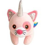 Snugarooz - Snugz Kat The Caticorn - Pink - 8 Inch