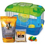 Ware Manufacturing  Bird / Small Animal - Critterware Sunseed Hamster Kit 6Pk