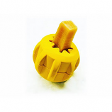 SodaPup - ID Gear Treat Pocket - Large - Yellow