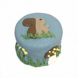 Bubba Rose Biscuit - Squirrel Baby Cake
