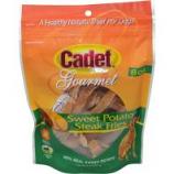 Ims Trading Corporation -Cadet Gourmet Sweet Potato Steak Fries - Sweet Potato - 8 Oz