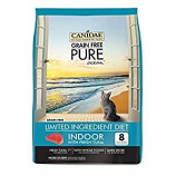 Canidae - Pure - Canidae Pure Ocean Indoor Formula Dry Cat Food - Fresh Tuna - 10 Lb