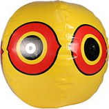 Bird-X - Scare Eye Bird Control Balloon - Yellow - Giant