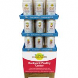 St Gabriel - Poultry -Chicken Coop Care Assortment Display - 27 Pc