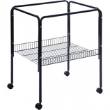 Prevue Pet Products - Bird Cage Stand - Black - 26X22X29.5 Inch