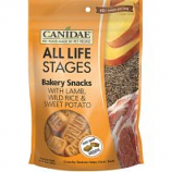 Canidae - All Life Stages - Bakery Snacks Dog Treats - Lamb/Wild Rice/Sweet Potato - 14 Oz