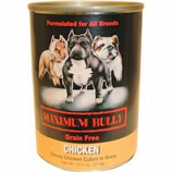 Replenish Pet - Maximum Bully Canned Dog Food - Chicken - 13.2 Ounce